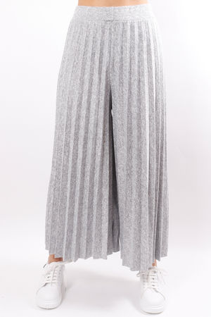 Winter Culotte Grey Marl