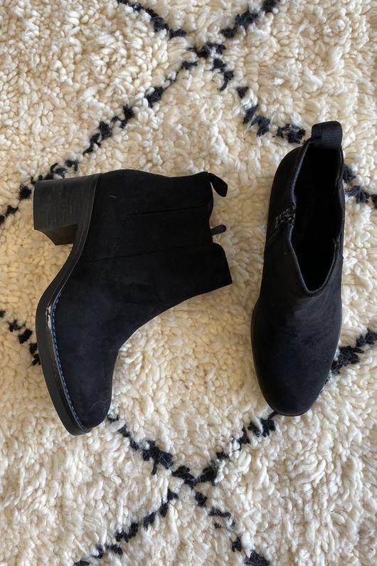 The Santiago Cuban Boot Black