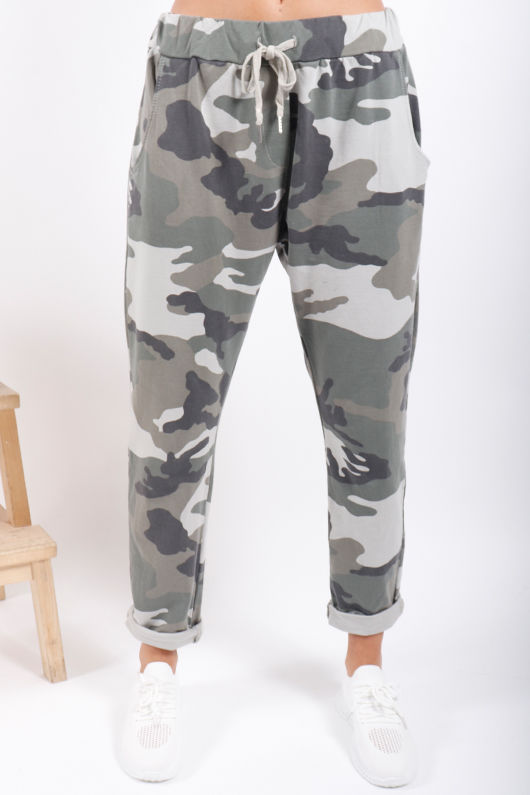 Seven Nations Camo Jogger Pants