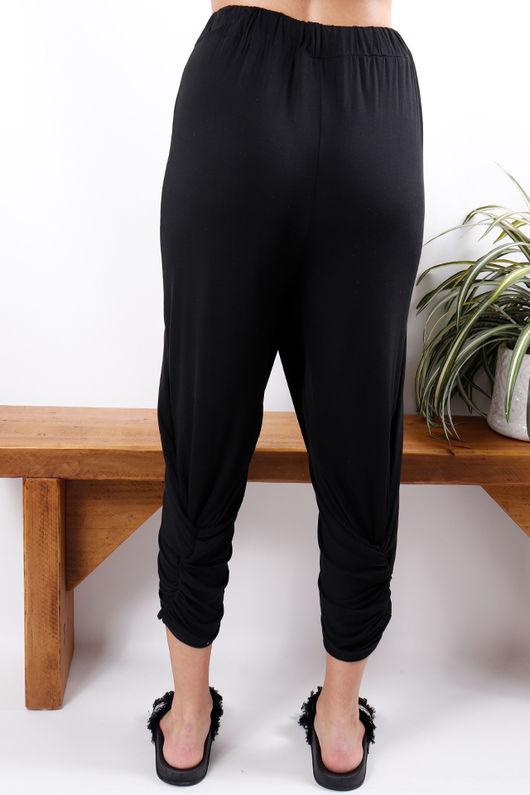 Hoss Pant Black