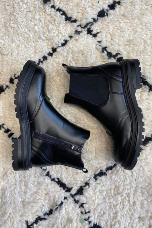 The Chelsea Brogue Boot