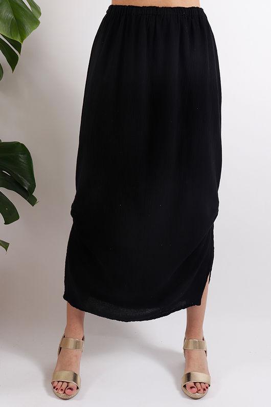 One Life Mahi Skirt Black