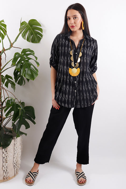 Out of Africa Printed Shirt