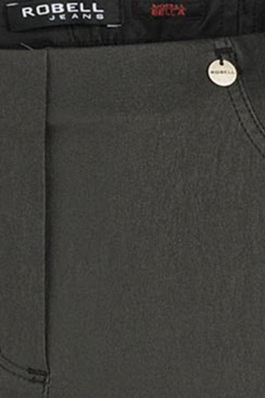 Robell Bella Faux Leather F/L Black