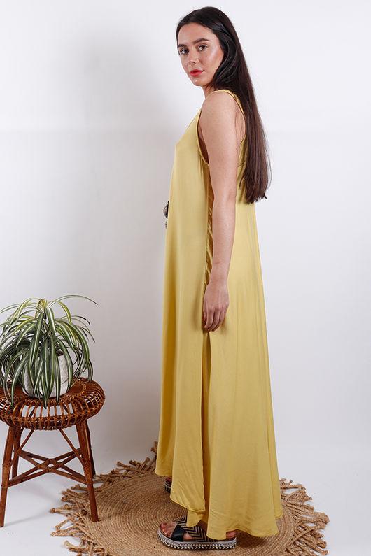 Savannah Maxi Dress Sunrise