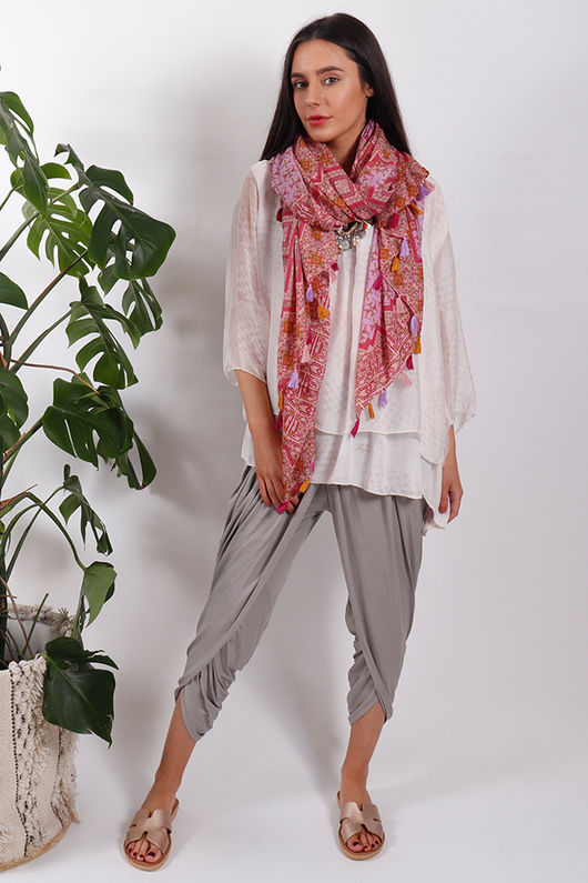 Silk Road Anemone Blush
