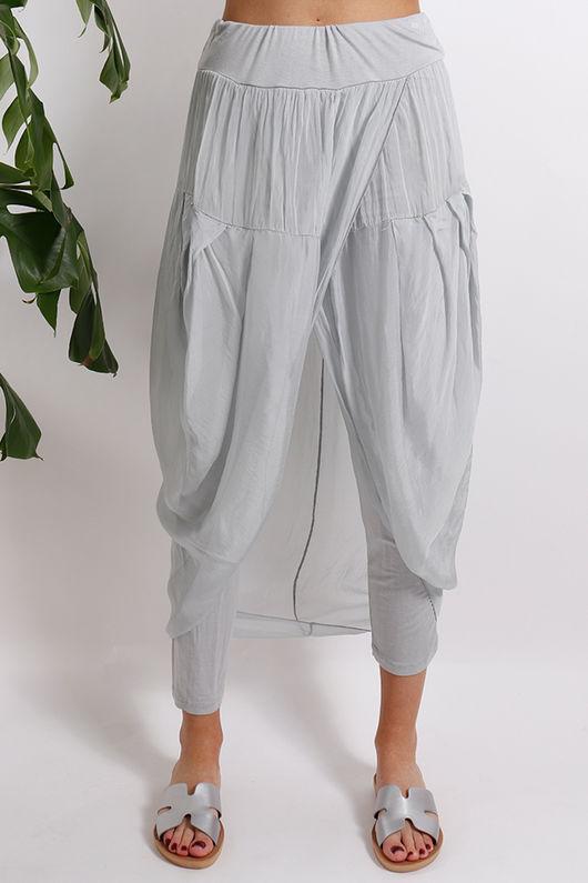 Silk Road Skirt Legging Dove