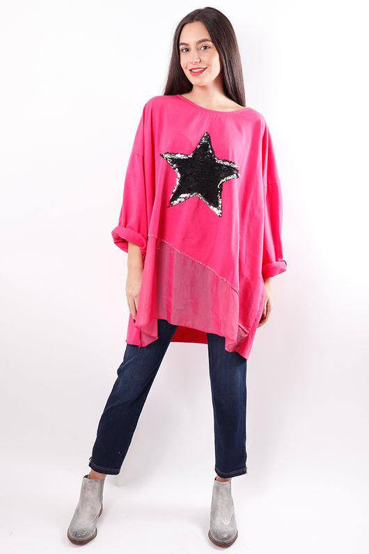 Silky Sequin Star Sweat Lipstick