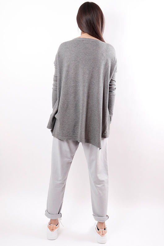 Swing Out Sister Knit Slate
