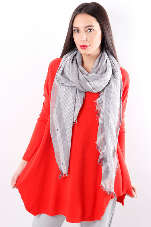 Swing Out Sister Knit Tangerine