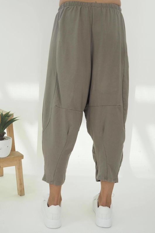 The Cocoon Relaxed Sweat Pant Mocha