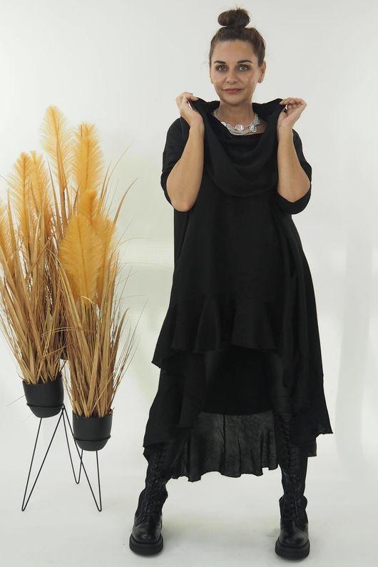 The Nala Tunic Black