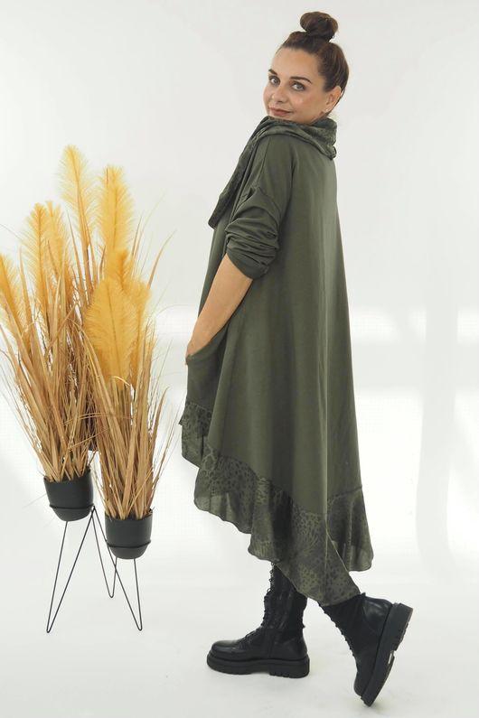 The Nala Tunic Khaki