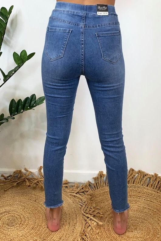 The 7th Heaven Power Stretch Jeans