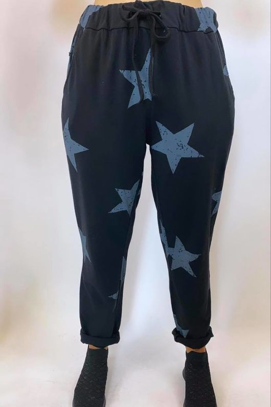 The All Star Jogger Black