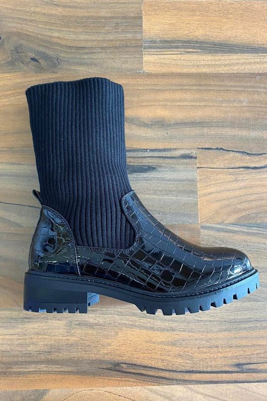 The Patent Sock Boot