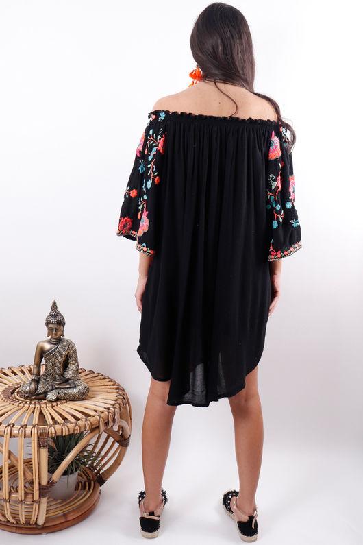 The Fiji Bardot Dress