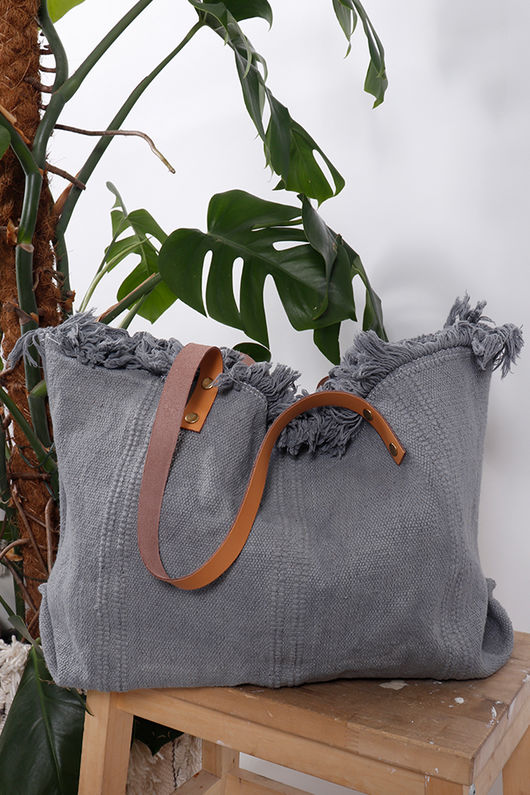 The Gili Bag Grey
