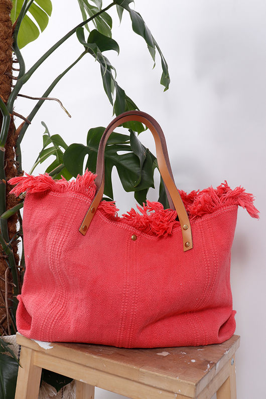 The Gili Bag Strawberry