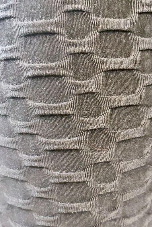 The Honeycomb Legging Black