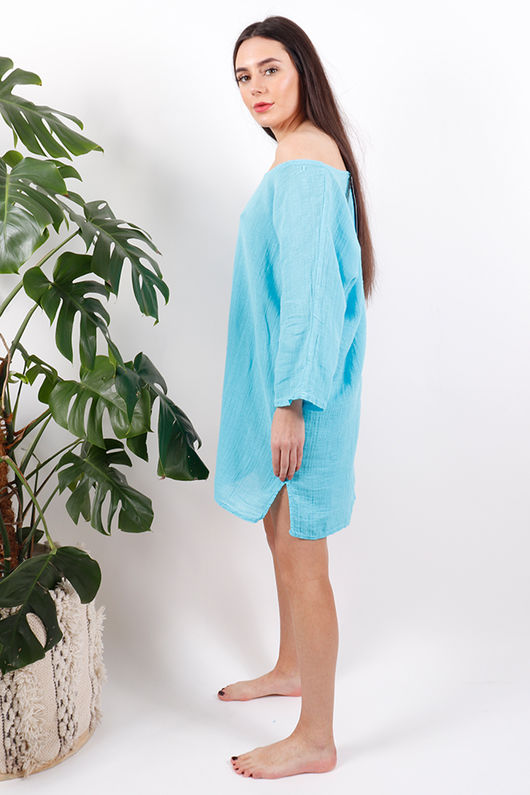 The Pure & Simple Top Azure
