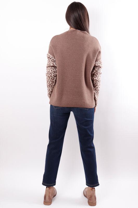 Wild Thing Knit Brown